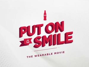 Coke's 'Wearable Movie' campaign.